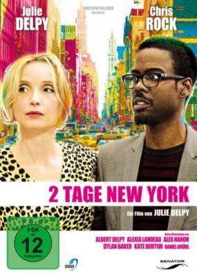 2 Tage New York, Alexandre Nahon, Aleksia Landeau