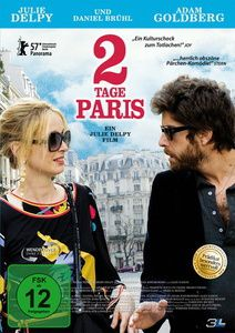 2 Tage Paris, DVD, Film