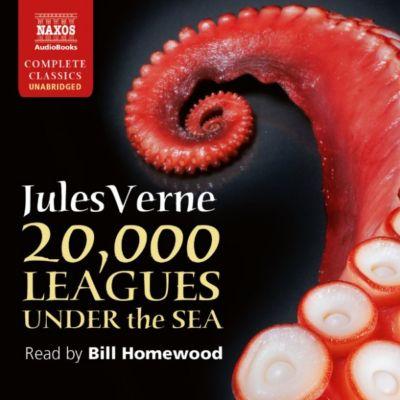20,000 Leagues under the sea (Unabridged), Jules Verne