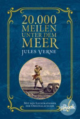 20.000 Meilen unter dem Meer, Jules Verne