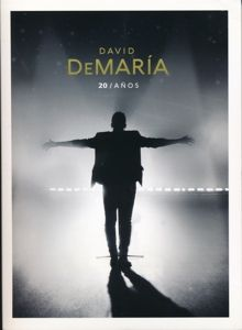 20 Años (CD / DVD), David DeMaria
