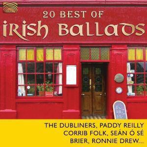 20 Best Of Irish Ballads, Diverse Interpreten