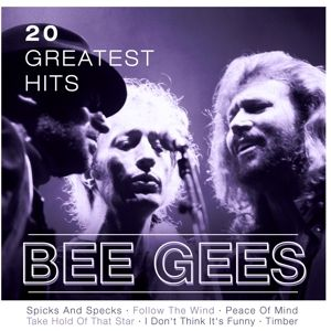 20 Greatest Hits-Limitierte, Bee Gees