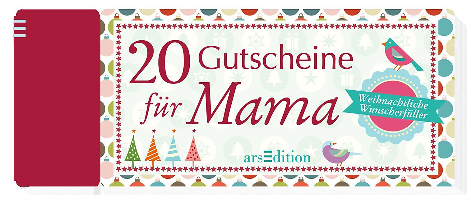 20 Gutscheine für Mama jetzt bei Weltbild.de bestellen