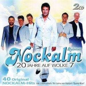 20 Jahre auf Wolke 7 (40 Original Nockalm-Hits) (2 CDs), Nockalm Quintett