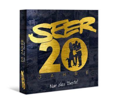 20 Jahre - nur das Beste! Special-Edition im Digipak (3CD+1DVD), Seer