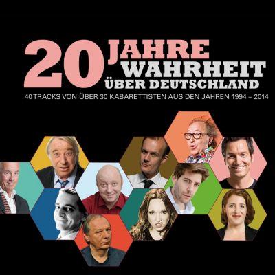 20 Jahre Wahrheit über Deutschland, Diverse Autoren