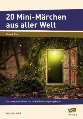 20 Mini-Märchen aus aller Welt, Gabriele Klink