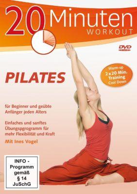 20 Minuten Workout - Pilates, Ines Vogel