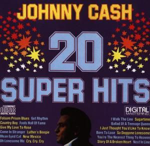 20 Super Hits, Johnny Cash