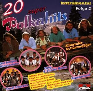 20 Super Polkahits Folge 2 (Instr.), Various, 20 Titel