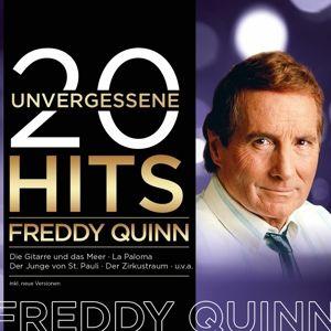 20 Unvergessene Hits, Freddy Quinn