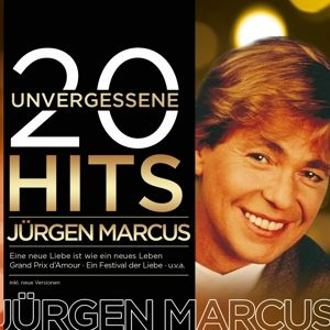 20 Unvergessene Hits, Jürgen Marcus
