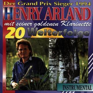 20 Welterfolge instrumental, Henry Arland