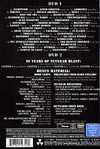 20 Years of Nuclear Blast - Produktdetailbild 1