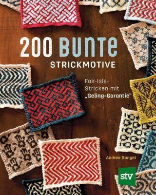 200 bunte Strickmotive - Andrea Rangel |
