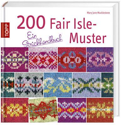 200 Fair Isle-Muster - Mary Jane Mucklestone |