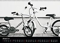 200 Jahre Fahrrad - Ausschnitte von Ulrike SSK (Wandkalender 2019 DIN A3 quer) - Produktdetailbild 1