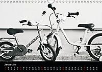 200 Jahre Fahrrad - Ausschnitte von Ulrike SSK (Wandkalender 2019 DIN A4 quer) - Produktdetailbild 1