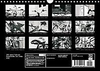 200 Jahre Fahrrad - Ausschnitte von Ulrike SSK (Wandkalender 2019 DIN A4 quer) - Produktdetailbild 13