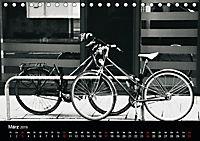 200 Jahre Fahrrad - Ausschnitte von Ulrike SSK (Tischkalender 2019 DIN A5 quer) - Produktdetailbild 3