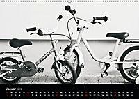 200 Jahre Fahrrad - Ausschnitte von Ulrike SSK (Wandkalender 2019 DIN A2 quer) - Produktdetailbild 1