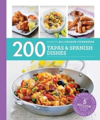 200 Tapas & Spanish Dishes, Emma Lewis