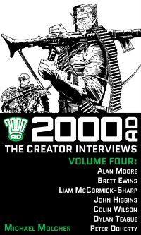 2000 AD, Michael Molcher
