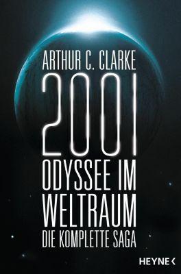 2001: Odyssee im Weltraum - Die komplette Saga - Arthur C. Clarke |