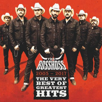 2005-2017 - The Very Best Of Greatest Hits, The Bosshoss