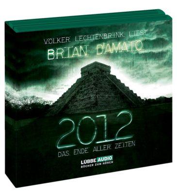 2012, Das Ende aller Zeiten, 8 Audio-CDs, Brian D'Amato
