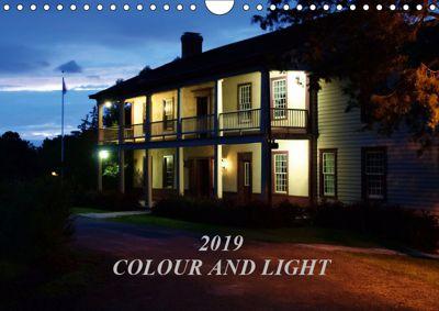2019 Colour and Light (Wall Calendar 2019 DIN A4 Landscape), Michael Hurley