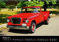 2019 North American Pickup Trucks (Wall Calendar 2019 DIN A3 Landscape) - Produktdetailbild 1