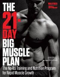 21-Day Big Muscle Plan, C.S.C.S. Sean Hyson