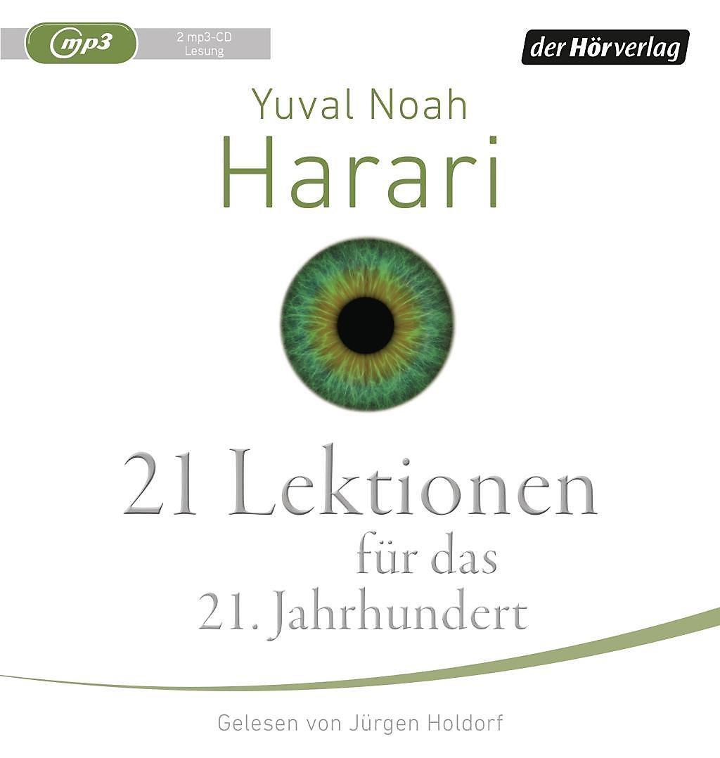 21 Lektionen Für Das 21 Jahrhundert 2 Mp3 Cds Hörbuch Kaufen