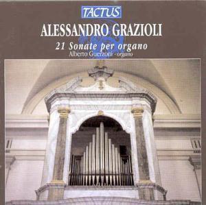 21 Sonaten für Orgel, Alberto Guerzoni