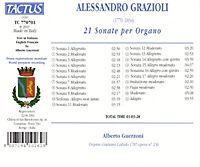 21 Sonaten Für Orgel - Produktdetailbild 1