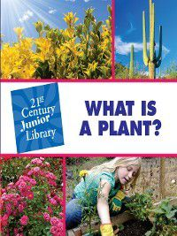 21st Century Junior Library: Plants: What is a Plant?, Pam Rosenberg