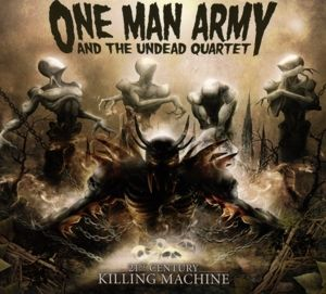 21st Century Killing Machine (Digipak), One Man Army And The Undead Quartet