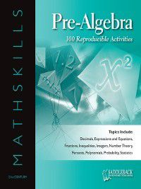 21st Century MathSkill: Mathskills Pre-Algebra, Michael Buckley