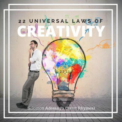22 Laws of Creativity, Solomon Adesanya