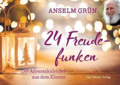 24 Freudefunken - Anselm Grün |