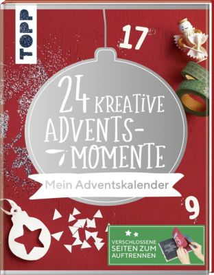 24 kreative Adventsmomente. Mein Adventskalender, Natascha Pitz, Susanne Wicke, Kornelia Milan, Pia Deges, Simone Knappe