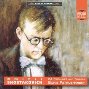 24 Präludien Und Fugen, Boris Petrushansky