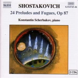 24 Präludien Und Fugen Op.87, Konstantin Scherbakov