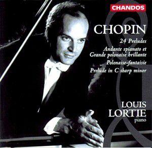 24 Preludes/polonaise-fant./+, Louis Lortie