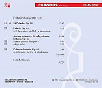 24 Preludes/polonaise-fant./+ - Produktdetailbild 1