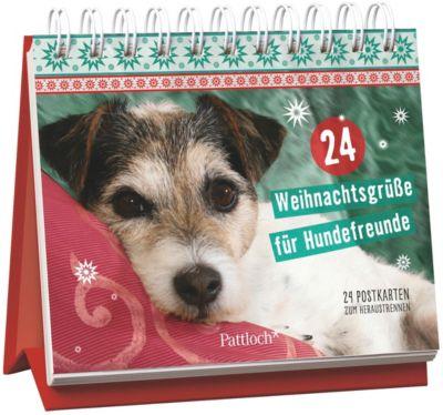 24 Weihnachtsgrüße für Hundefreunde -  pdf epub