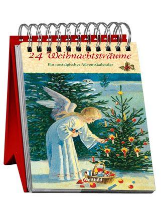 24 Weihnachtsträume - Ein nostalgischer Adventskalender