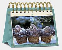24 Weihnachtswünsche, Tisch-Adventskalender - Produktdetailbild 1